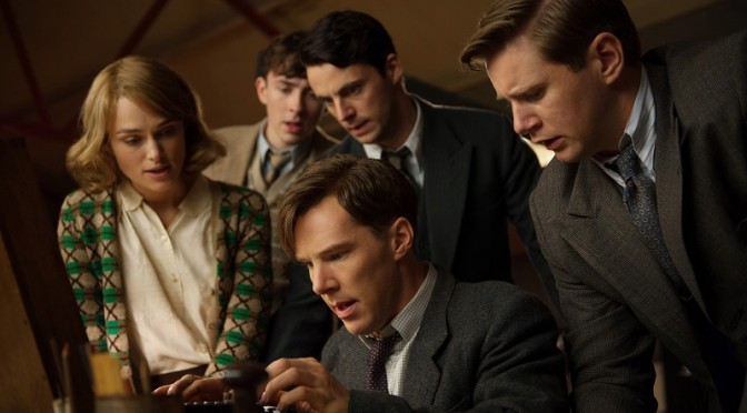 THE IMITATION GAME – Exclusive Clip!