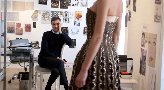 DIOR AND I – Interview with Frédéric Tcheng