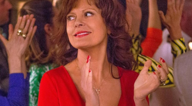 Q&A with Susan Sarandon and Director Lorene Scafaria