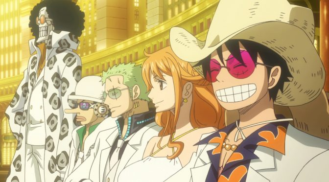 New One Piece Movie to Release in America