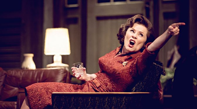 New Trailer for NT Live's Who's Afraid of Virginia Woolf? Featuring Imelda Staunton